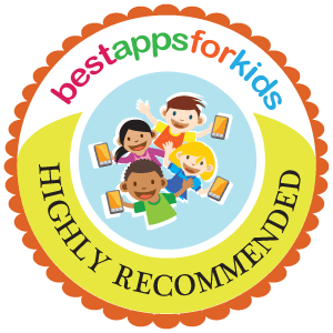 Highly recommended by bestappsforkids